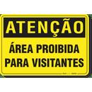 1105-placa-atencao-area-proibida-para-visitantes-pvc-semi-rigido-26x18cm-furos-6mm-parafusos-nao-incluidos-1