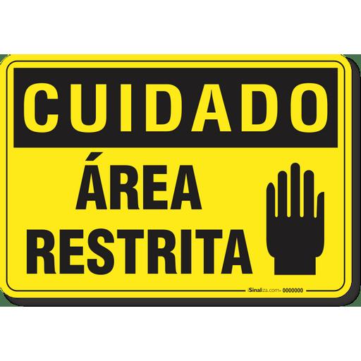 2593-placa-cuidado-area-restrita-pvc-2mm-26x18cm-furos-6mm-parafusos-nao-incluidos-1