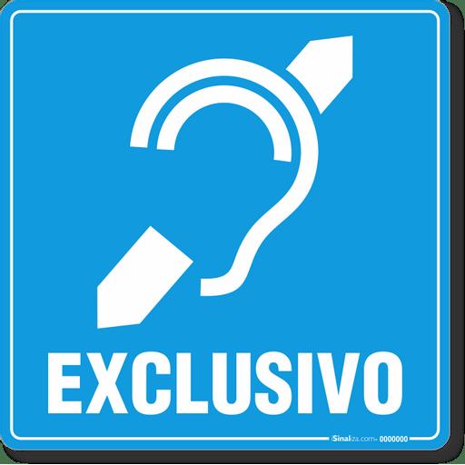 3663-placa-acesso-para-deficientes-auditivos-exclusivo-pvc-semi-rigido-24x24cm-1