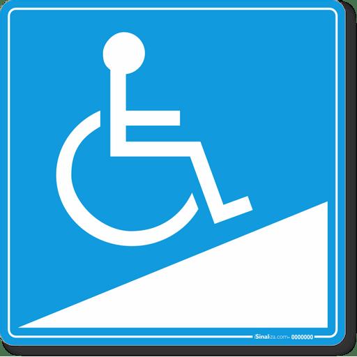 3669-placa-acesso-para-deficientes-fisicos-rampa-pvc-semi-rigido-24x24cm-1