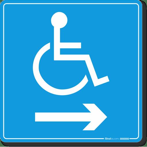 3673-placa-acesso-para-deficientes-fisicos-seta-indicativa-direita-pvc-semi-rigido-24x24cm-1