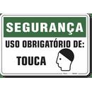 1218-placa-seguranca-uso-obrigatorio-de-touca-pvc-semi-rigido-26x18cm-furos-6mm-parafusos-nao-incluidos-1