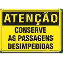 2057-placa-atencao-conserve-as-passagens-desimpedidas-pvc-semi-rigido-26x18cm-fixacao-1