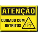 2059-placa-atencao-cuidado-com-detritos-pvc-semi-rigido-26x18cm-fixacao-1