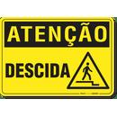 2061-placa-atencao-descida-pvc-semi-rigido-26x18cm-fixacao-1