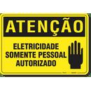 2451-placa-atencao-eletricidade-somente-pessoal-autorizado-pvc-semi-rigido-26x18cm-furos-6mm-parafusos-nao-incluidos-1