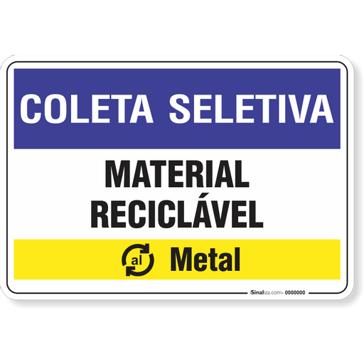 1480-placa-coleta-seletiva-material-reciclavel-metal-pvc-2mm-26x18cm-furos-6mm-parafusos-nao-incluidos-1