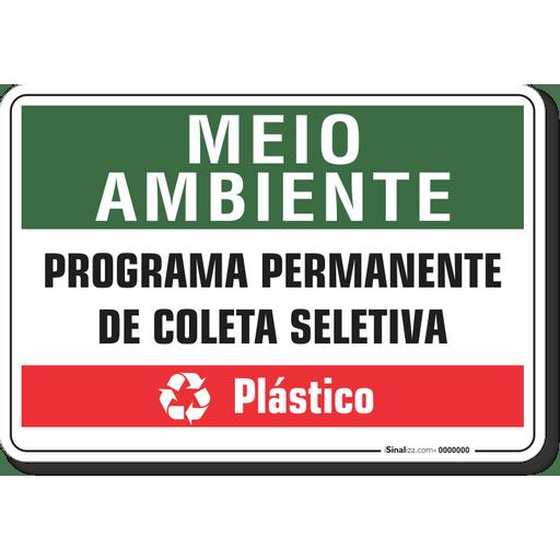 1527-placa-meio-ambiente-programa-permanente-de-coleta-seletiva-plastico-pvc-semi-rigido-26x18cm-furos-6mm-parafusos-nao-incluidos-1