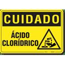 1314-placa-cuidado-acido-cloridrico-pvc-semi-rigido-26x18cm-furos-6mm-parafusos-nao-incluidos-1