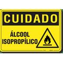 1315-placa-cuidado-acido-isopropilico-pvc-semi-rigido-26x18cm-furos-6mm-parafusos-nao-incluidos-1