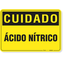1317-placa-cuidado-acido-nitrico-pvc-semi-rigido-26x18cm-furos-6mm-parafusos-nao-incluidos-1