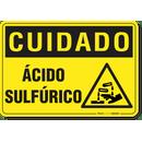 1318-placa-cuidado-acido-sulfurico-pvc-semi-rigido-26x18cm-furos-6mm-parafusos-nao-incluidos-1