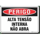 1432-placa-perigo-alta-tensao-interna-nao-abra-pvc-semi-rigido-26x18cm-furos-6mm-parafusos-nao-incluidos-1