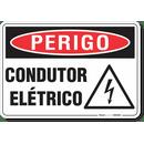 1448-placa-perigo-condutor-eletrico-pvc-semi-rigido-26x18cm-furos-6mm-parafusos-nao-incluidos-1