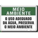 1518-placa-meio-ambiente-o-uso-adequado-da-agua-preserva-o-meio-ambiente-pvc-semi-rigido-26x18cm-furos-6mm-parafusos-nao-incluidos-1