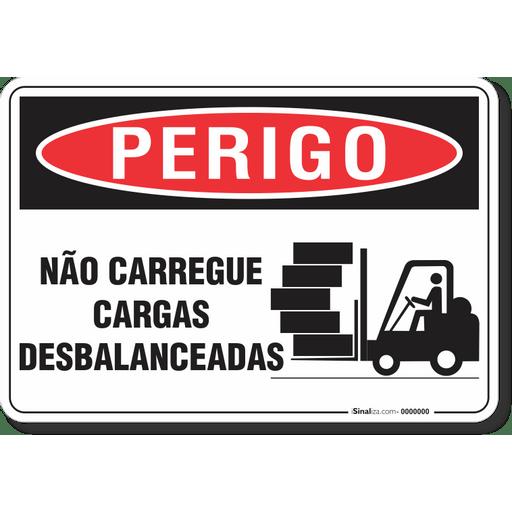 2164-placa-perigo-nao-carregue-cargas-desbalanceadas-pvc-semi-rigido-26x18cm-furos-6mm-parafusos-nao-incluidos-1