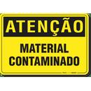2042-placa-atencao-material-contaminado-pvc-semi-rigido-26x18cm-furos-6mm-parafusos-nao-incluidos-1