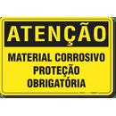 2065-placa-atencao-material-corrosivo-protecao-obrigatoria-pvc-semi-rigido-26x18cm-furos-6mm-parafusos-nao-incluidos-1