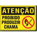 2367-placa-atencao-proibido-produzir-chama-pvc-semi-rigido-26x18cm-furos-6mm-parafusos-nao-incluidos-1