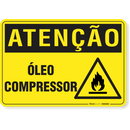 2513-placa-atencao-oleo-compressor-pvc-semi-rigido-26x18cm-furos-6mm-parafusos-nao-incluidos-1