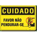 2393-placa-cuidado-favor-nao-pendurar-se-pvc-semi-rigido-26x18cm-furos-6mm-parafusos-nao-incluidos-1