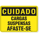 2603-placa-cuidado-cargas-suspensas-afaste-se-pvc-semi-rigido-26x18cm-furos-6mm-parafusos-nao-incluidos-1