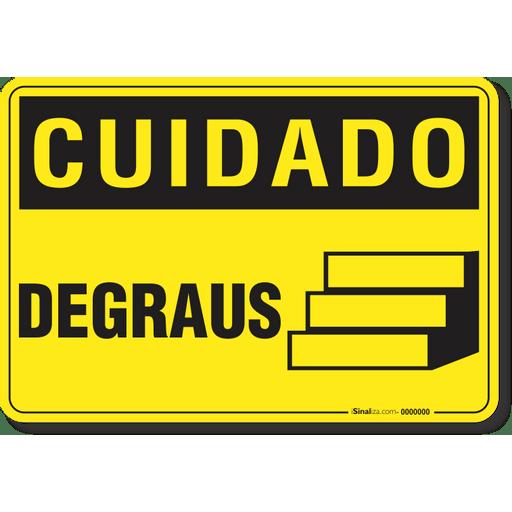 2619-placa-cuidado-degraus-pvc-semi-rigido-26x18cm-furos-6mm-parafusos-nao-incluidos-1