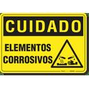 2629-placa-cuidado-elementos-corrosivos-s2-pvc-semi-rigido-26x18cm-furos-6mm-parafusos-nao-incluidos-1