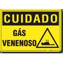 2703-placa-cuidado-gas-venenoso-pvc-semi-rigido-26x18cm-furos-6mm-parafusos-nao-incluidos-1