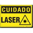 2708-placa-cuidado-laser-pvc-semi-rigido-26x18cm-furos-6mm-parafusos-nao-incluidos-1