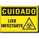 2710-placa-cuidado-lixo-infectante-pvc-semi-rigido-26x18cm-furos-6mm-parafusos-nao-incluidos-1