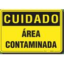 2740-placa-cuidado-area-contaminada-pvc-semi-rigido-26x18cm-furos-6mm-parafusos-nao-incluidos-1