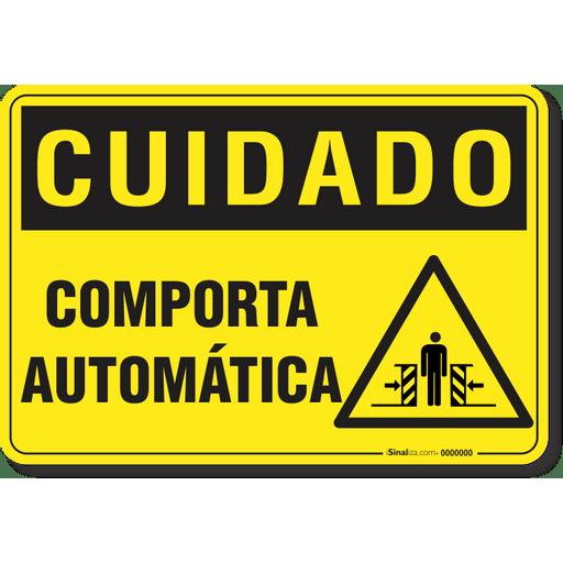 2832-placa-cuidado-comporta-automatica-pvc-semi-rigido-26x18cm-furos-6mm-parafusos-nao-incluidos-1
