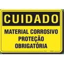 2891-placa-cuidado-material-corrosivo-protecao-obrigatoria-pvc-semi-rigido-26x18cm-furos-6mm-parafusos-nao-incluidos-1