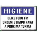1625-placa-higiene-deixe-tudo-em-ordem-e-limpo-para-a-proxima-turma-pvc-semi-rigido-26x18cm-furos-6mm-parafusos-nao-incluidos-1