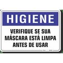 1664-placa-higiene-verifique-se-sua-mascara-esta-limpa-antes-de-usar-pvc-semi-rigido-26x18cm-furos-6mm-parafusos-nao-incluidos-1