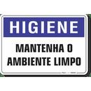 1671-placa-higiene-mantenha-o-ambiente-limpo-pvc-semi-rigido-26x18cm-furos-6mm-parafusos-nao-incluidos-1