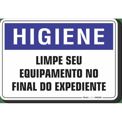1675-placa-higiene-limpe-seu-equipamento-no-final-do-expediente-pvc-semi-rigido-26x18cm-furos-6mm-parafusos-nao-incluidos-1