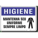 1677-placa-higiene-mantenha-seu-uniforme-sempre-limpo-pvc-semi-rigido-26x18cm-furos-6mm-parafusos-nao-incluidos-1