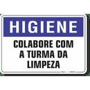 1686-placa-higiene-colabore-com-a-turma-da-limpeza-pvc-semi-rigido-26x18cm-furos-6mm-parafusos-nao-incluidos-1