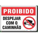 1724-placa-proibido-despejar-com-o-caminhao-pvc-semi-rigido-26x18cm-furos-6mm-parafusos-nao-incluidos-1