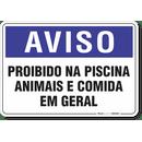 1302-placa-aviso-proibido-na-piscina-animais-e-comida-em-geral-pvc-semi-rigido-26x18cm-furos-6mm-parafusos-nao-incluidos-1