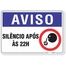 2086-placa-aviso-silencio-apos-as-22h-pvc-semi-rigido-26x18cm-furos-6mm-parafusos-nao-incluidos-1