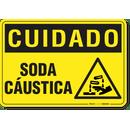 1361-placa-cuidado-soda-caustica-pvc-semi-rigido-26x18cm-furos-6mm-parafusos-nao-incluidos-1