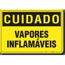 3006-placa-cuidado-vapores-inflamaveis-pvc-semi-rigido-26x18cm-furos-6mm-parafusos-nao-incluidos-1