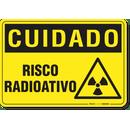 3049-placa-cuidado-risco-radioativo-pvc-semi-rigido-26x18cm-furos-6mm-parafusos-nao-incluidos-1
