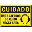 3080-placa-cuidado-use-abafador-de-ruido-nesta-area-pvc-semi-rigido-26x18cm-furos-6mm-parafusos-nao-incluidos-1