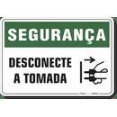 1103-placa-seguranca-desconecte-a-tomada-pvc-semi-rigido-26x18cm-furos-6mm-parafusos-nao-incluidos-1