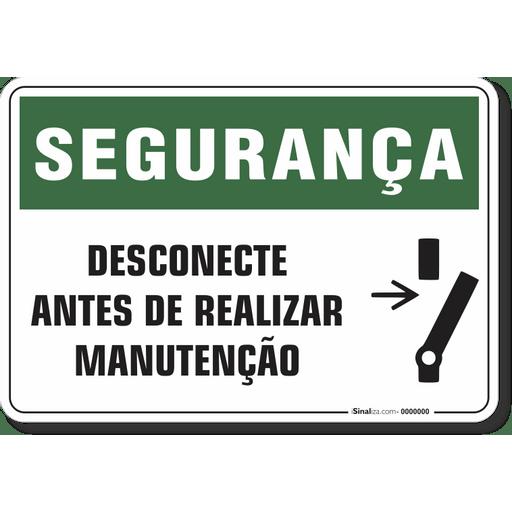 1104-placa-seguranca-desconecte-antes-de-realizar-manutencao-pvc-semi-rigido-26x18cm-furos-6mm-parafusos-nao-incluidos-1