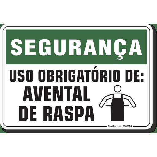 1208-placa-seguranca-uso-obrigatorio-de-avental-de-raspa-pvc-semi-rigido-26x18cm-furos-6mm-parafusos-nao-incluidos-1